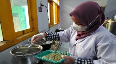 Sosis Ikan Barakuda, Singkong dan Kelor Inovasi Mahasiswa Unibraw