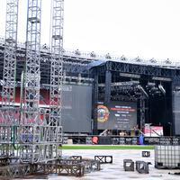 Konser Guns N Roses di GBK