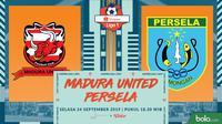 Shopee Liga 1 - Madura United Vs Persela Lamongan (Bola.com/Adreanus Titus)