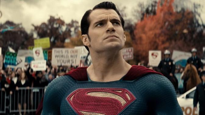 Henry Cavill, pemeran Superman. foto: henrycavillnews.com