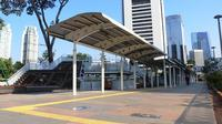 Jalur Pedestrian DKI Jakarta Jadi Sarana Multifungsi