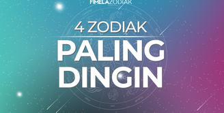 [thumbnail] 4 Zodiak Paling Dingin