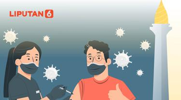 Banner Infografis Vaksin Covid-19 Terbukti Efektif Kurangi Tingkat Kematian. (Liputan6.com/Niman)