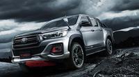 Toyota Hilux Black Rally Edition. (Autoevolution)