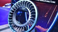 Goodyear Pamer Ban Untuk Mobil Terbang (Autocar)