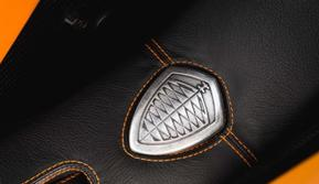 Kunci mobil ini juga terbuat dari bahan sterling silver. Kabarnya, kunci Koenigsegg dibuat secara terbatas.
