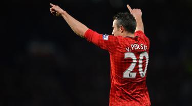 FOTO: 7 Penyerang Manchester United Andalan Sir Alex Ferguson