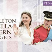 Kate Middleton dan Pangeran William. (DI: Nurman Abdul Hakim/Bintang.com)