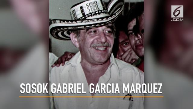 Google merayakan ulang tahun penulis asal Kolombia, Gabriel García Márquez yang ke-91 melalui Google Doodle.