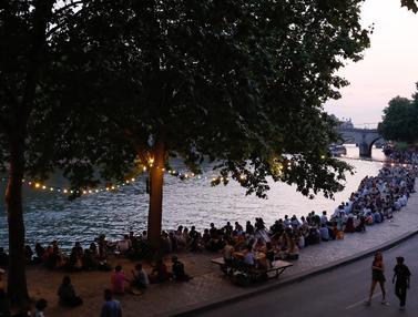 Musim Panas di Paris