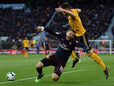 Asa Arsenal ke Liga Champions Kian Menipis