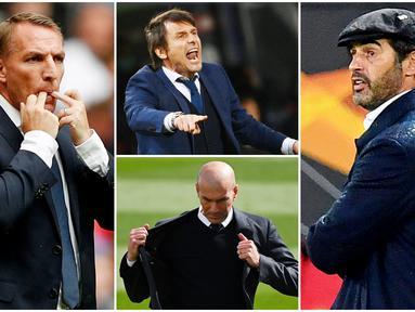 Rentetan hasil buruk dan tekanan tinggi dari fans membuat Steve Bruce akhirnya mengundurkan diri dari kursi pelatih Newcastle United. Berikut sejumlah calon manajer anyar yang disebut-sebut bakal meneruskan tongkat kepemimpinan di St. James' Park.
