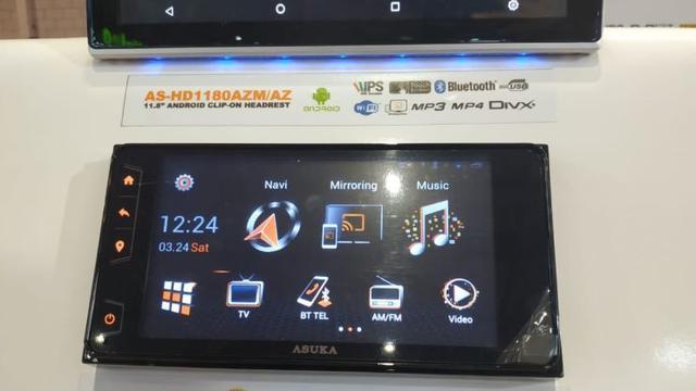 Toyota Head Unit Software