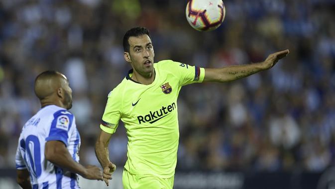 3. Sergio Busquets (Barcelona) - €75 juta (AFP/oscar Del Pozo)