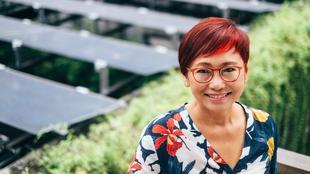 Suzy Hutomo, Owner The Body Shop Indonesia dan aktivis lingkungan. Document/Suzy Hutomo.