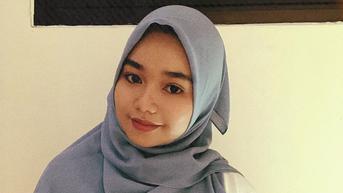 FOTO: Gaya Aulia DA saat Pakai Hijab, Auranya Terpancar