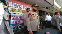 Sebagai Kapolda Sumut, Martuani tidak akan mengintervensi penyidikan terkait ditangkapnya HH, artis FTV, di salah satu hotel di Kota Medan.