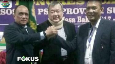 Usai ditangkap, Tim Satgas Antimafia Bola kemudian menggelandang Johar Lin Eng ke Mapolda Metro Jaya untuk menjalani pemeriksaan.