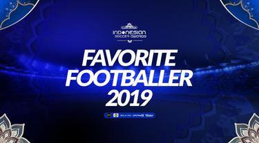 Berita video Ilija Spasojevic meraih penghargaan di Indonesian Soccer Awards 2019 kategori favorite footballer.