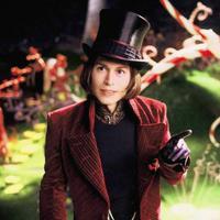 Johnny Depp sebagai Willy Wonka. Foto: New York Daily News