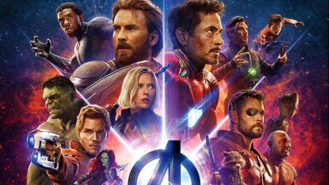 Avengers Infinity War. (Marvel Studios)