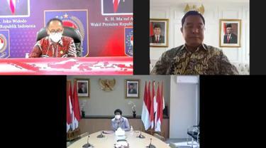 Kemendagri Dorong Sinergitas Pemerintah Pusat dan Daerah Perkuat Ideologi Pancasila
