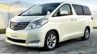 Budget setara all new Kijang Innova tipe G M/T, Nissan Elgrand 2008.