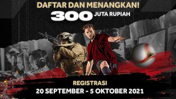 Super Esports Series 2021 Digelar di 17 Kota, Total Hadiah Rp 300 Juta
