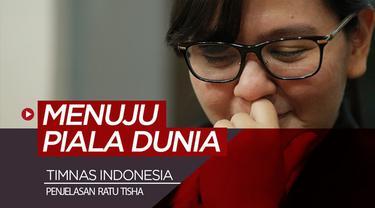 Berita video penjelasan Sekjen PSSI, Ratu Tisha Destria, soal langkah dalam pembinaan pemain yang nantinya berujung target Timnas Indonesia untuk lolos ke Piala Dunia 2030.
