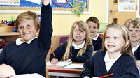 Pada usia 6 tahun, anak perempuan merasa kurang berbakat. (Ilustrasi: BBC)