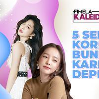 Kaleidoskop 2019:  5 selebriti Korea yang Bunuh Diri karena Depresi (Sumber Foto: Soompi, Digital Imaging: Nurman Abdul Hakim/Fimela.com)