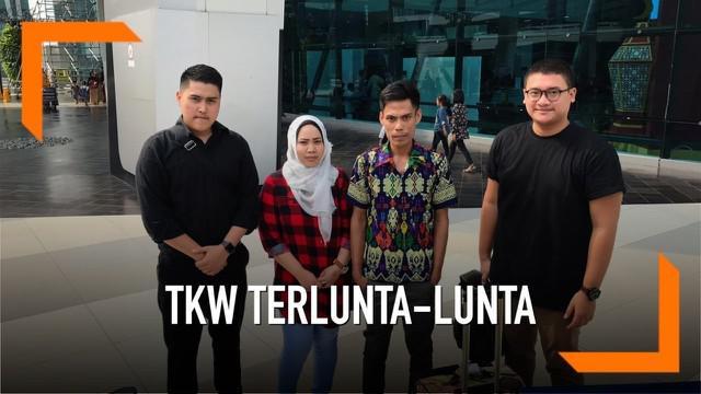 Aldila Warganda SH dari Kantor Pengacara Satria Tarigan & Aldila Warganda Legal Consultan dan tim lawyernya telah menyelamatkan dan memulangkan seorang TKW asal Banten yang terlunta-lunta di Dubai selama bertahun-tahun.