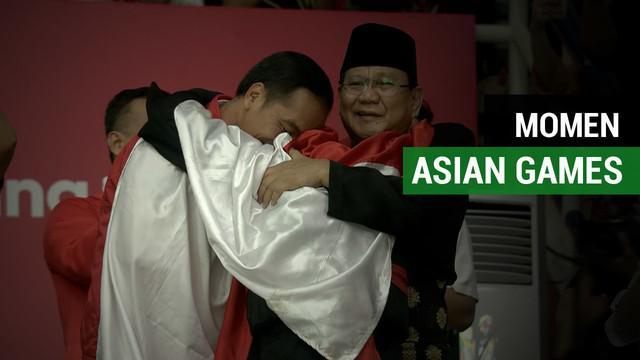 Berita video momen-momen tak terlupakan setelah laga atlet Indonesia di Asian Games 2018.