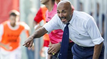 FOTO: Bungkam Crotone, Inter Milan Pimpin Klasemen Serie A