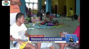 Pemerintah Jayapura hentikan masa tanggap darurat pencarian 82 warga yang hilang akibat banjir bandang.