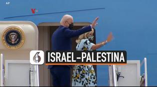 VIDEO: Muslim AS Serukan Pemerintahan Biden Lindungi Warga Palestina