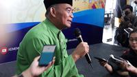 Menteri Pendidikan dan Kebudayaan (Mendikbud) Muhadjir Effendy. (Merdeka.com/Hari Ariyanti)