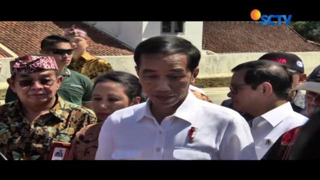 Presiden Jokowi menunjuk Kepala Staf Angkatan Udara (KSAU) Marsekal Hadi Tjahjanto sebagai calon tunggal Panglima TNI.