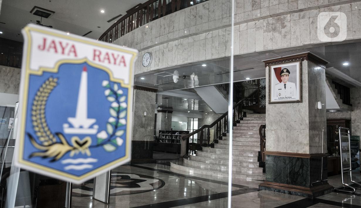Foto 7 Asn Positif Covid 19 Kantor Wali Kota Jakarta Selatan Ditutup Sementara News Liputan6 Com