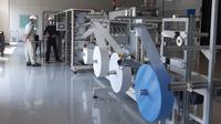 Grup Peugeot Mulai Produksi Masker Bedah (Ist)
