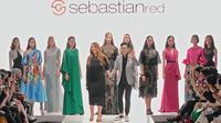 Koleksi Spring/Summer 2019 Sebastian Red di Plaza Indonesia Fashion Week 2019. (dok. Plaza Indonesia)