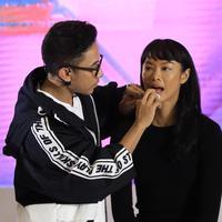Di Fimela Fest 2018, Nivea mempersembahkan beauty talk show bersama Bubah Alfian. (Foto: Fimela.com/Adrian Putra)