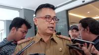 Kepala Dinas Kesehatan (Dinkes) Jawa Barat Berli Hamdani. (Liputan6.com/Huyogo Simbolon)