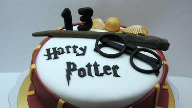 Inspirasi Kue Ulang Tahun Bertema Harry Potter Untuk Anak