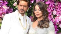 Shah Rukh Khan dan Gauri Khan siap terima tamu yang akan menginap semalam di rumahnya pada 13 Februari 2021 (Dok.Instagram/@gauurikhan/https://www.instagram.com/p/Bu0ggY9ni2X/Komarudin)