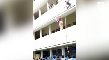 Video hari ini datang dari begal payudara yang kembali terjadi depok, rekaman mahasiswi meninggal saat latihan keselamatan, hingga Olla Ramlan yang menjadi Bacaleg DPR RI.