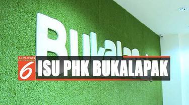 Presiden Bukalapak menyebut memang ada pemberhentian terhadap karyawan, namun tak mencapai ribuan orang.