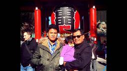 Halik Putra merupakan anak dari mantan ketua umum PSSI, Nurdin Halid. (instagram.com/halikputra)