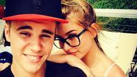 Hailey Baldwin dan Justin Bieber sebelumnya pernah pacaran dari 2015 hingga 2016 sebelum akhirnya balikan belum lama ini. (instagram/justinbieber)