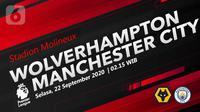 Wolverhampton vs Manchester City (Liputan6.com/Abdillah)